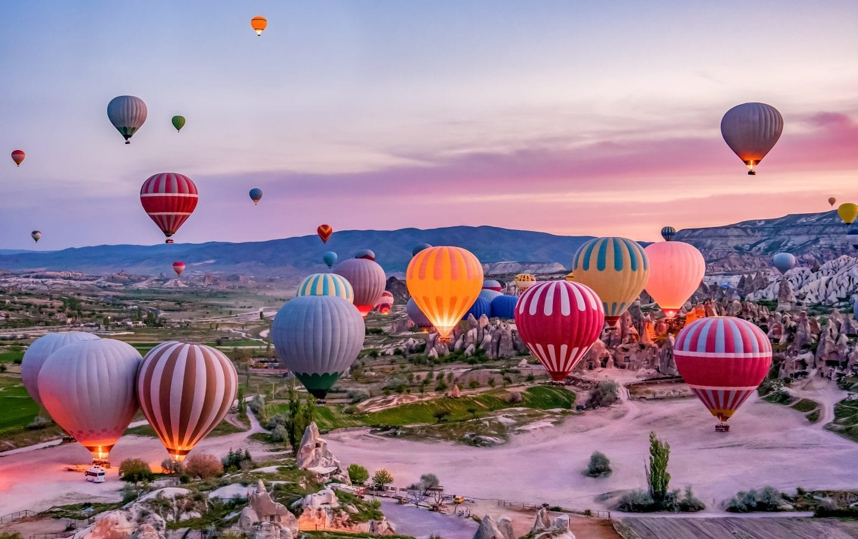 Cappadocia Hot Air Balloon Ride: Bucket List Ballooning